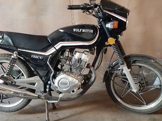 Wolf Motors 125cc