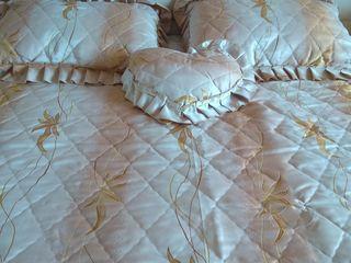 Cuvertura pu dormitor, накидка для спальни