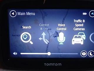 Vind GPS. Navigator TomTom