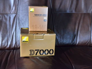 Nikon D7000 Body  410 euro