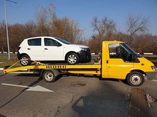Evacuator,Tractari Auto Chisinau Moldova - Эвакуатор