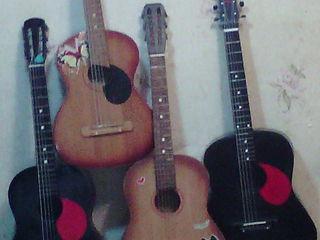 Продам б/у гитары