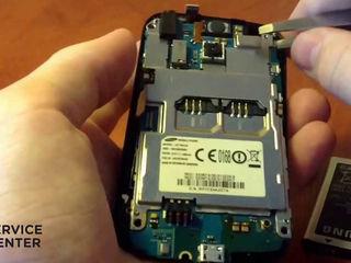 Samsung Galaxy S5 (G900F)  Не заряжается телефон, восстановим разъем!
