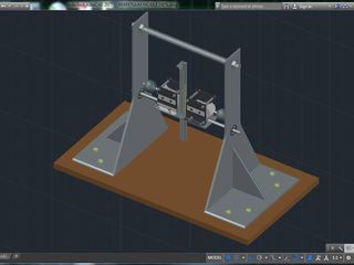 Proiectare, Detaliere in Autocad -2D+3D , Vizualizare +3D , gcod -Masini CNC.