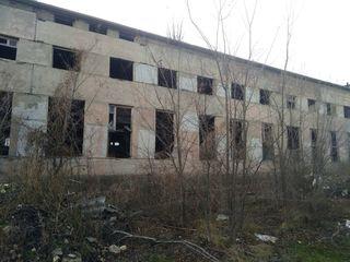 Промышленная база (бывшая территория мясокомбината)