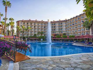 Miramare Queen Hotel 5* Side. Отель который вас приятно удивит!