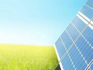 Монтаж солнечных панелей/ Montrea panourilor fotovoltaice