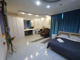Квартира-студио центр почасого-100lei посуточно 299 помесячно,studio,centru,, luna negociab