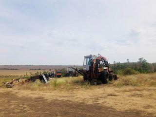 Vind tractor - Incarcator PAA-1