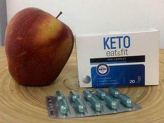 Keto Eat&Fit препарат для похудения. Революционный способ похудения на основе кетогенной диеты