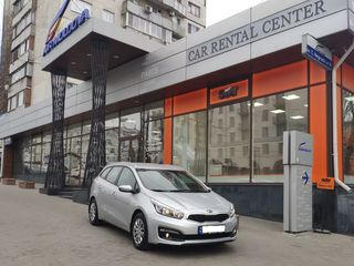 Chirie auto Kia Ceed,прокат авто, rent a car, prokat