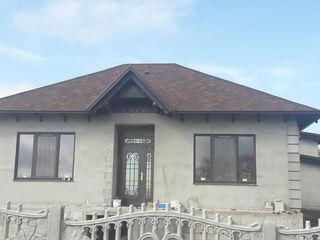 Montare acoperisuri , terase si sisteme de scurgere.