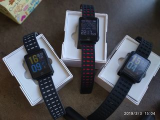 Smart watch F3 smart ceas 300 lei lichidare stoc pret mai eftin ca pe Alliecspress