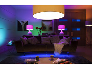 Philips Hue White and Color Ambiance A19 Starter Kit (Gen 2)