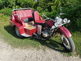 Урал урал-трицикл