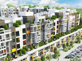 Spre vânzare apartament cu 2 camere + living, în bloc nou, or. Orhei