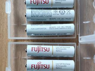 Аккумуляторы Sony, Panasonic, Fujitsu, Batmax NP-BX1 для камер Sony.