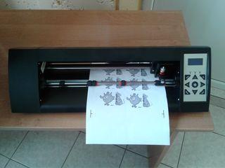 Настольный режущий плоттер ART360