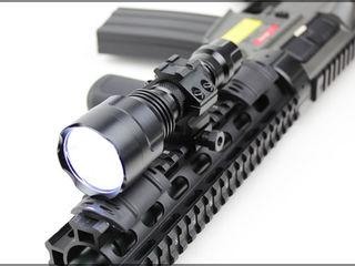 Мощный светодиодный фонарь Ultrafire C8. 1000 люмен.