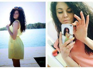 Именные чехлы подарок с фото и собственным дизайном visul tău pe-o husă de telefon