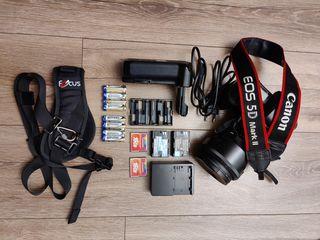 Canon EOS 5D Mark 2, Sigma ART 24-35 f2, Yongnuo Speedlite 685 TTL