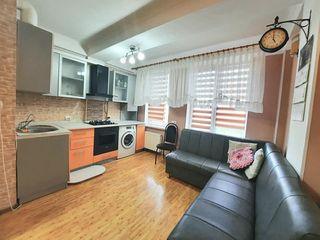 Продам квартиру 55 кв.м. евроремонт, мебель, техника, автономное отопление, от Владельца!