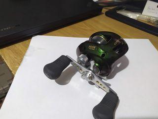 Мультипликаторная Катушка Shimano Curado 300E (RH) праворукая