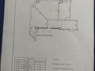 Casa noua, data in exploatare!!! Grădina Botania, 2 odai, 83 m.p., et. 5