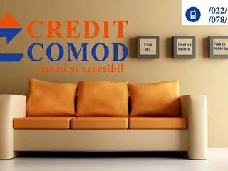 Credit comod si accesibil