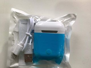 Casti Wireless I12 TWS(fără cutie)