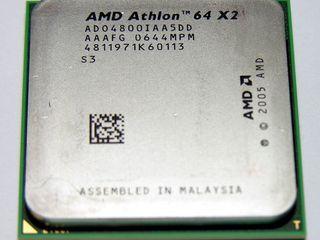 CPU Intel Socket 1155, 775, & CPU AMD Socket AM3,AM2. Гарантия 1 месяц.