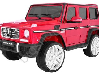 Masina electrica Auto Kids Gelandwagen Red, livrare gratuita!!!