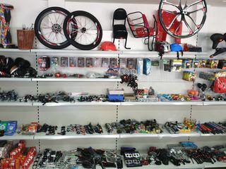 Reparație biciclete și accesorii