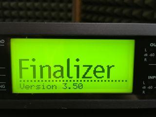 TC Electronic Finalizer 96K - Мастеринговый процессор. 24/96