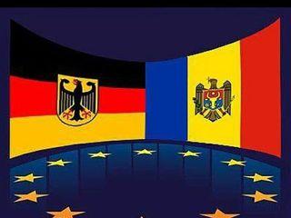 Транспорт Молдова — Румыния — Германия — Бельгия / Галандия