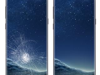 Schimbarea sticlei la Samsung, iPhone, HTC