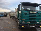 Scania zernovoz