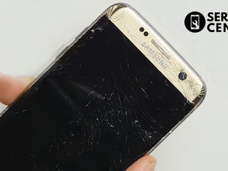 Samsung Galaxy S 7  edge (G935)   Daca sticla ai stricat -Luăm, reparăm, aducem !!!