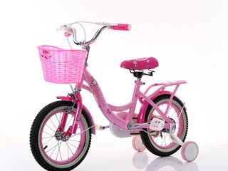 """Детские двухколесные и трехколесные велосипеды по самым низким ценам  в магазине """"Nănășica""""!"""
