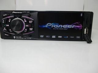 4x50w pioneer 4011crb+video+bluetooth !!!