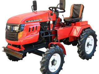 Мини-трактор 16 л.с. Crosser 16TC CREDIT  Mini tractor motobloc доставка бесплатно + гарантия 1 год
