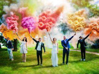 Efecte speciale pentru NUNTA TA ! Havuze pentru dansul mirilor, Fum Greu, Fum Colorat, Artificii !