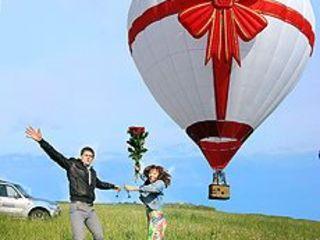 Полет на воздушном шаре,Zbor cu balonul