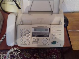 Факсимильный телефонный аппарат Panasonic KX-FP158RU