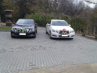 Vip Reduceri (скидки) Авто Mercedes albe/negre (белые/черные) - 15 €/ora (час)  79 €/zi (день)
