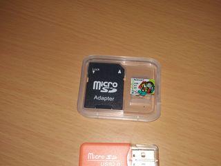 Продам или меняю микро сд карту на 256 Гб.