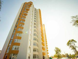 Botanica! Apartament cu 2 odai + living, bloc nou, v/a, incalzire autonoma, 70 m.p..