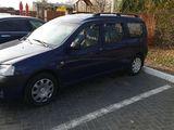 Сдам в аренду Dacia Logan Furgon 1.6 gaz-benzin