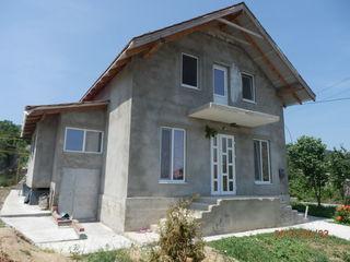 Дом в Вадул-луй-Водэ в центре,18км от Кишинева.Новый,котельцовый с бетонными колонами,недорого!!!