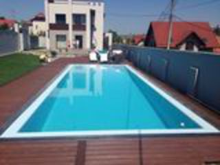 Construcția piscinelor